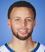 Stephen Curry, Point Guard, Golden State Warriors