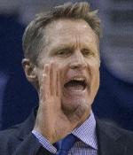 Steve Kerr, Head Coach, Golden State Warriors