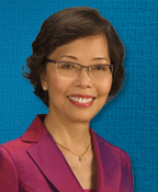 Susan Au Allen, National President and CEO, USPAACC