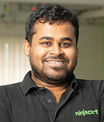 Thirukumaran Nagarajan, Chief Executive Officer and Co-Founder of Ninjacart (Photo credit: Times of India)
