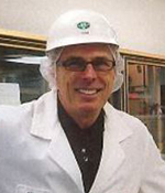 Dr. Tom Everson, Retired VP of Technology, Grande Cheese Company