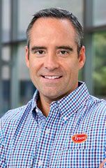 Tom Hayes, New CEO, Tyson Foods