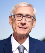 Tony Evers, Governor, Wisconsin