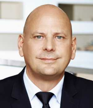 Holger Beeck, Chief Executive Officer, McDonald's Germany