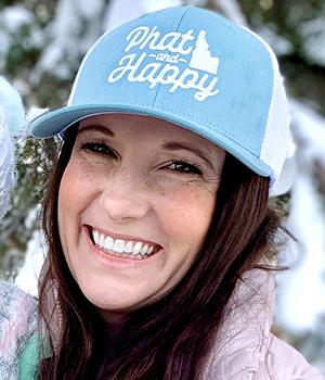 Tasha Pennington, Founder and CEO, Real Phat Foods