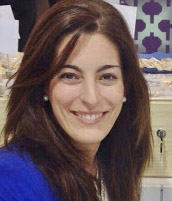 Lucia Conejo-Mir, Vice President of National Sales, Ines Rosales