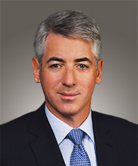 Bill Ackman, Investor and Founder of Pershing Square Holdings