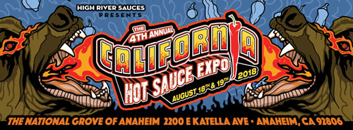 California Hot Sauce Expo 2018