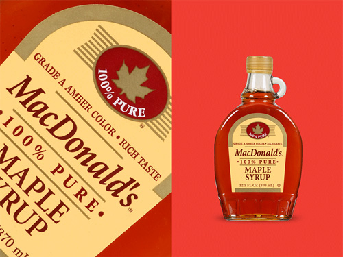 MacDonald's Pure Maple Syrup