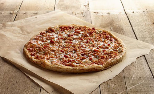 American Flatbread has seen over 55 percent of additional growth over what the company saw in the first quarter of the year due to interest building in the frozen pizza category