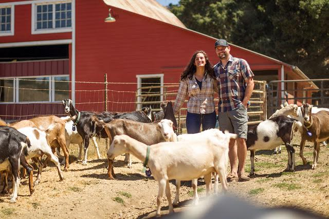 Michelle Rudolph, Co-Owner of Stepladder Farmstead Creamery, received the 3rd Annual Jennifer Bice Artisan Dairy/Cheesemaker Grant Award