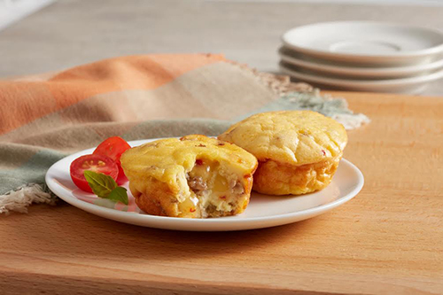 Egg Bites and Smart Eggs™, Organic Valley's newest products, are the answer to a quick and easy meal for retailers to promote