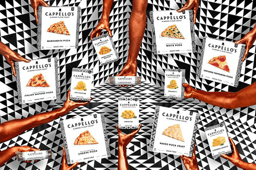Honoring its 10-year anniversary, Capello's recently began rolling out two new almond flour ravioli varieties at Whole Foods Market locations across the country