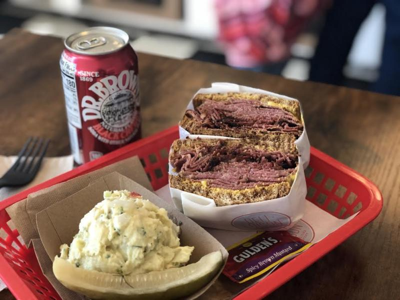 Set to reopen its doors to the public on June 29, Deli Edison will continue to bring the New York vibe down to the South with Sam Suchoff's own personal flair
