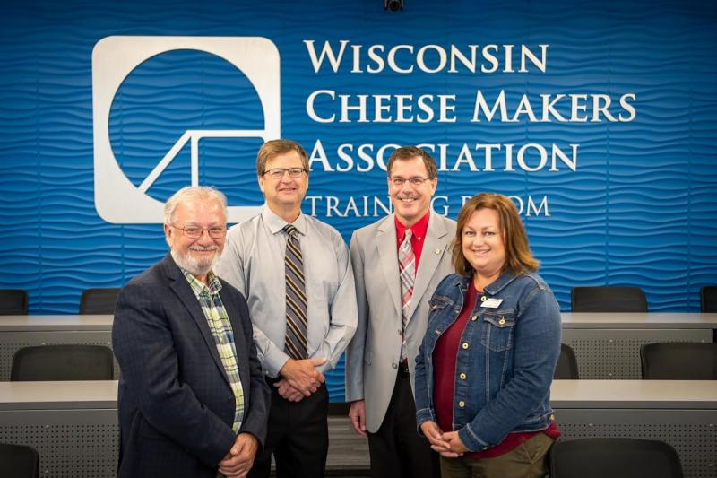 WCMA tips its hat to the University of Wisconsin River Falls team