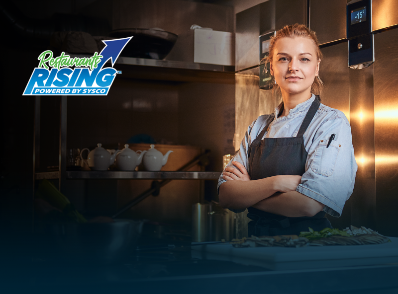 Sysco recently announced the elimination of minimum delivery size requirements for customers' regularly scheduled delivery days as part of the company's Restaurants Rising campaign