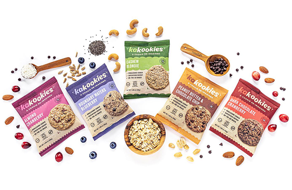 Since first launching, Kakookies has expanded its mission to become a leader in the healthy snacking category