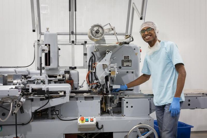 Beyond Good recently celebrated its one-year anniversary of operating one of the newest and most modern chocolate factories in Africa
