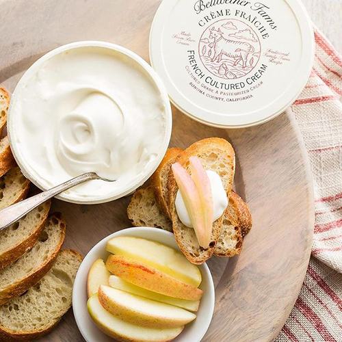 "Bellwether Farms is using the phrase ""whole is better"" to communicate the family creamery's values as a premium supplier"