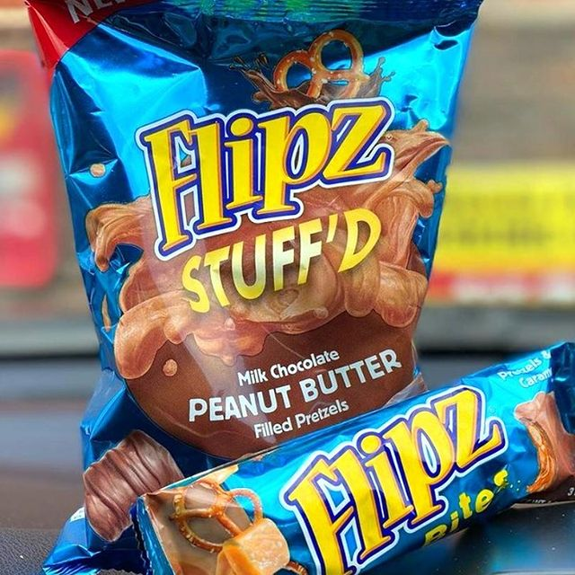 Flipz® is rolling out its latest creations to shake the snack aisle, introducing Flipz Stuff'D™ and Flipz Bites™ to the Flipz collection of chocolate-covered pretzel snacks