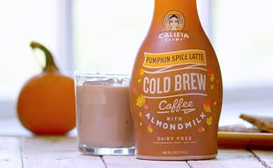 Califia Pumpkin Spice Latte Almondmilk