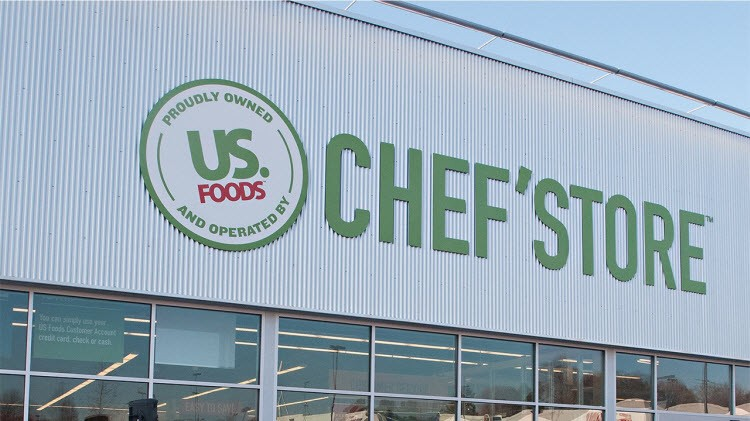 US Foods has declared that the company's sixth Chef'Store location in Charleston, South Carolina, will open in mid-September