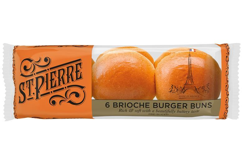 St. Pierre Bakery has unveiled a new look celebrating its heritage and its first national grocery listing, bringing artistry to consumers' baskets