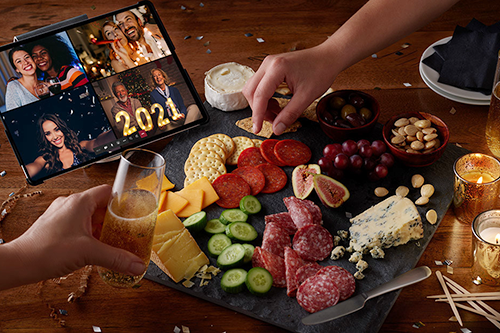Hormel Foods is helping culinary enthusiasts around the world welcome 2021 by partnering with chefs to predict the new year's hottest food trends