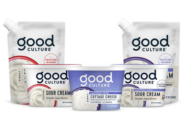 Good Culture has expanded its portfolio with the addition of four new offerings, including options for lactose-intolerant consumers