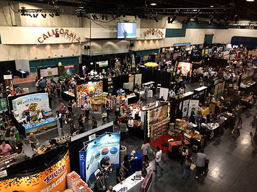 Among the top buyers attending, this year's Expo drew attendance from Albertsons' Vons Pavilions, Bristol Farms, Whole Foods Market, Walmart, and more