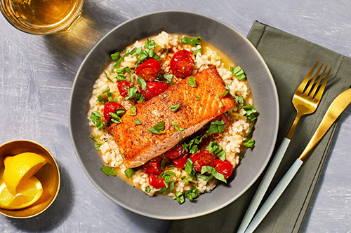 HelloFresh has added Pacific Seafood Columbia River Steelhead™ Trout to its portfolio with a selection of menu offerings