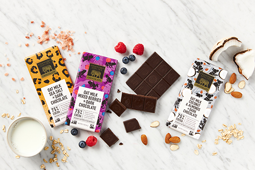 Endangered Species Chocolate has recently launched its collection of 75% Dark Chocolate Bars and Premium Baking Chips