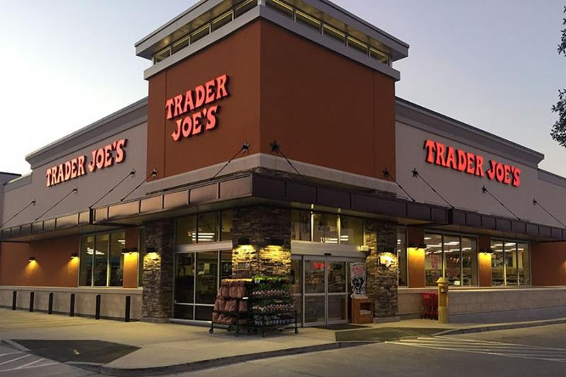 Trader Joe's has taken over a building in South Chicago previously owned by defunct grocer Treasure Island