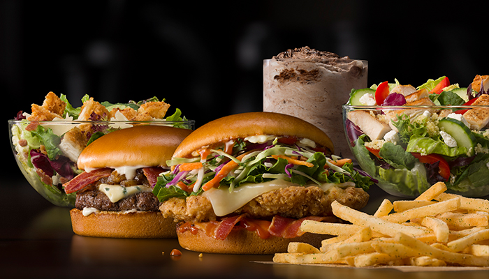 McDonald's launches new global menu items at its headquarters in Chicago