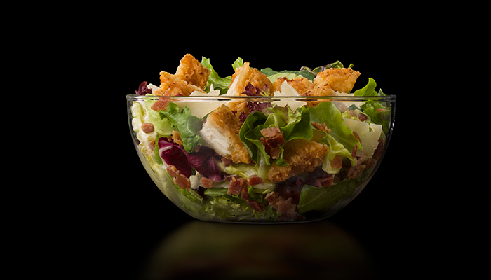 'Keep Calm, Caesar On' Salad
