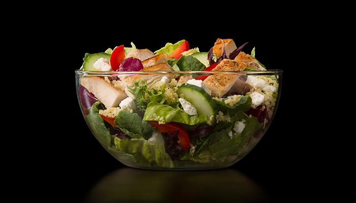 'I'm Greeking Out' Salad