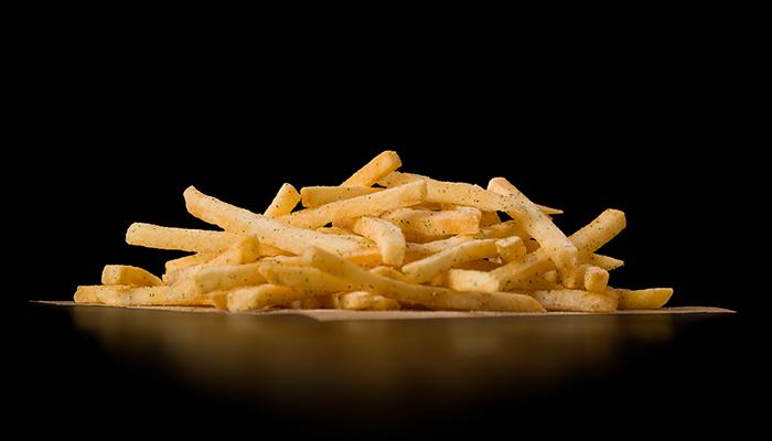 Wasabi Shake Shake Fries