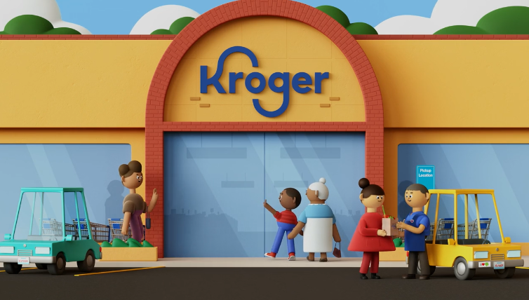Kroger announced its ambitious brand transformation campaign and new logo that will celebrate its history and future as one of America's favorite grocers (Image Credit: Kroger)