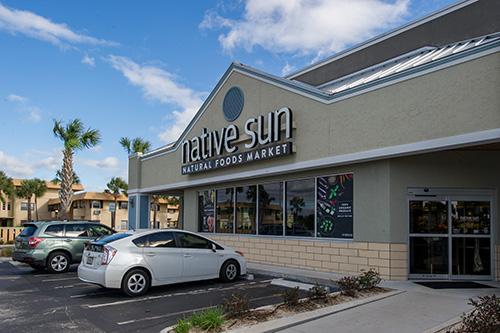 The success of Aaron Gottlieb's pop-up restaurant helped Native Sun make a return to Jacksonville Beach