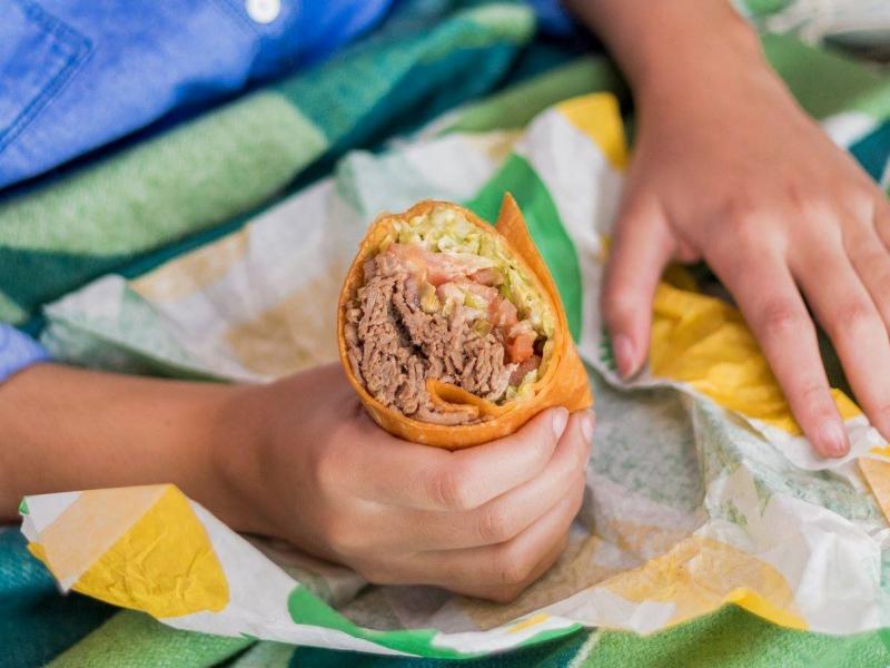 Subway wrap
