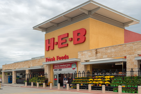 H-E-B has been awarded with the title of Best Online Shopping Experience based on global research firm Ipsos' recently released E-Commerce Experience Report