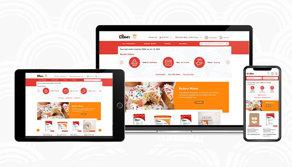 Dawn Foods has evolved its forecasting program to create a more robust supply chain planning process through its e-commerce site, allowing its bakery customers to face challenges head-on