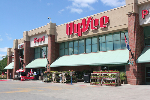 Hy-Vee collaborated with its customers to meet, and exceed, its $1 million goal to help supply local food banks across its eight-state region during the coronavirus (COVID-19) outbreak