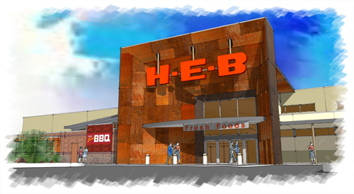 This new store in Lubbock includes all the bells and whistles H-E-B has to offer