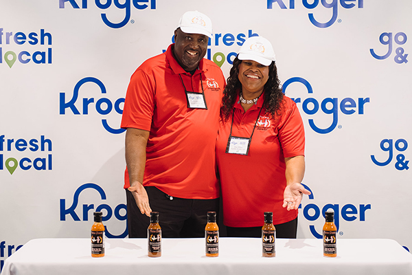 Kroger reviewed over 1,000 applications in collaboration with Efficient Collaborative Retail Marketing and RangeMe, selecting 15 finalists to participate in a pitch competition in Cincinnati, Ohio