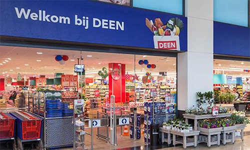 Ahold Delhaize is taking over 39 stores from the DEEN Supermarkets chain