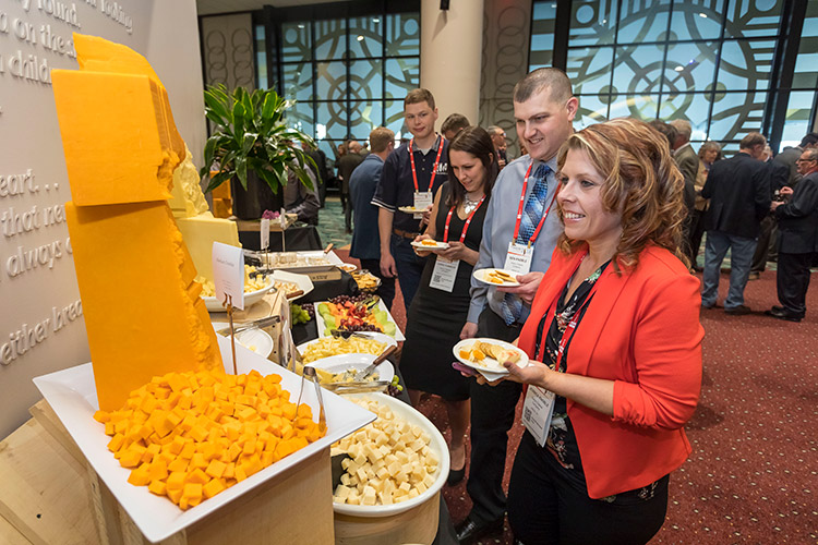 The Wisconsin Cheese Makers Association (WCMA), in conjunction with the Center for Dairy Research (CDR), recently announced the industry experts set to speak at this year's CheeseExpo