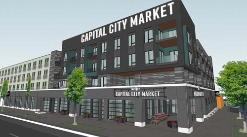 Meijer recently announced exciting expansion plans, officially opening the doors to its new banner store called Capital City Market