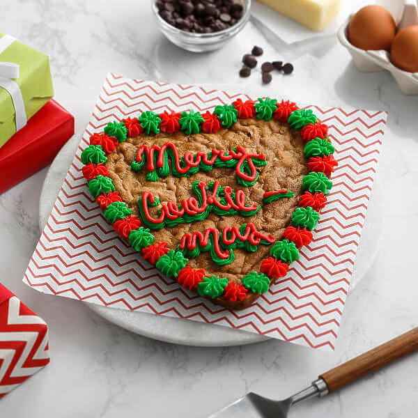 Mrs. Fields is celebrating the holidays with the launch of its Heartfelt Holiday Gram