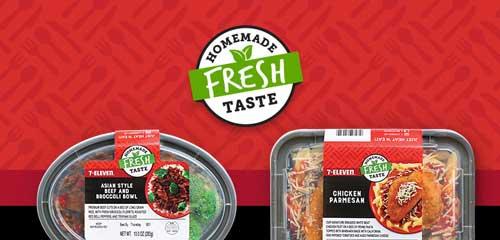 Homemade Fresh Taste from 7-Eleven